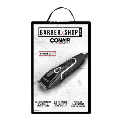 Conair Barber Shop Full Size Clipper - 17pc