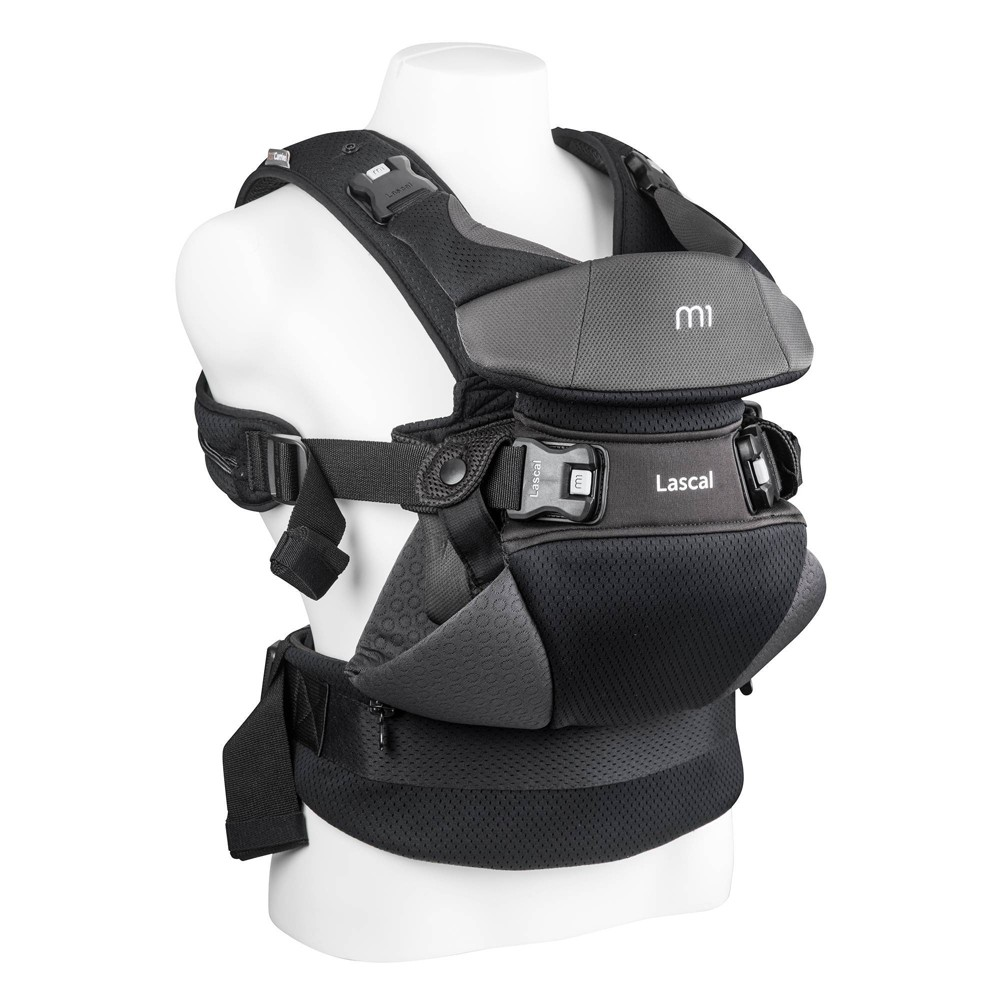 Image of Lascal M1 Baby Carrier - Gray