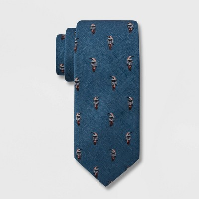 Men's Pasadena Tie - Goodfellow & Co™ Teal One Size