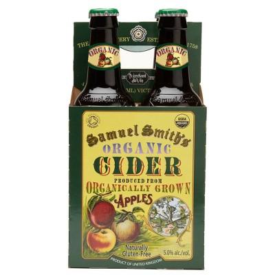 Samuel Smith's Organic Hard Cider - 4pk/12 fl oz Bottles