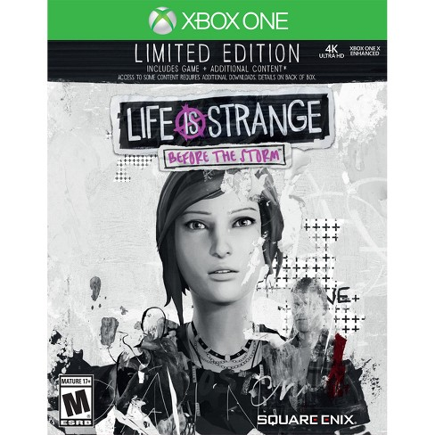 Life is Strange: Before the Storm Limited Edition - Xbox One - image 1 of 8