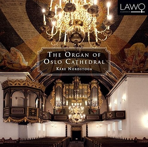 Kare Nordstoga - Organ Of Oslo Cathedral (CD) - image 1 of 1
