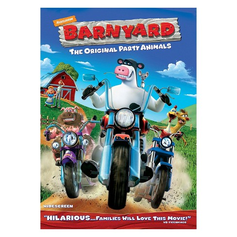 barnyard dvd target