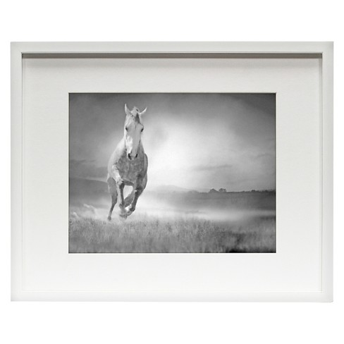 "16""x20"" matted for 11""x14"" Gallery Frame - Room Essentials™ - image 1 of 5"