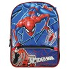 "Marvel Spider-Man 16"" Kids' Deluxe Backpack Set - 7pc - image 2 of 4"