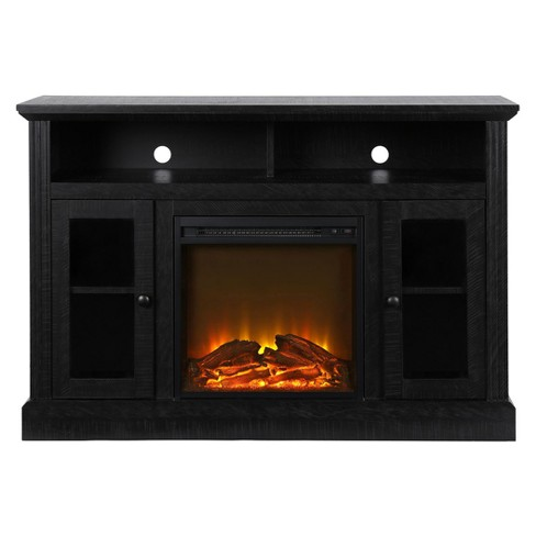 Pinnacle Point Fireplace TV Console - Room & Joy - image 1 of 4