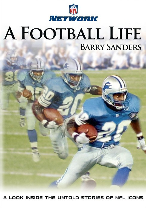 Football life:Barry sanders (DVD) - image 1 of 1