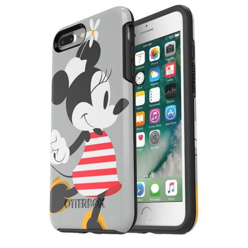 the latest 9d55d c2798 OtterBox Apple iPhone 8 Plus/7 Plus Disney Symmetry Case - Minnie Mouse  Stripes