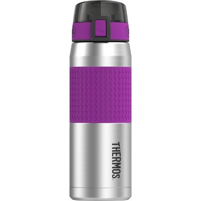 Thermos 24oz Vacuum Insulated Stainless Steel Hydration Bottle - Purple