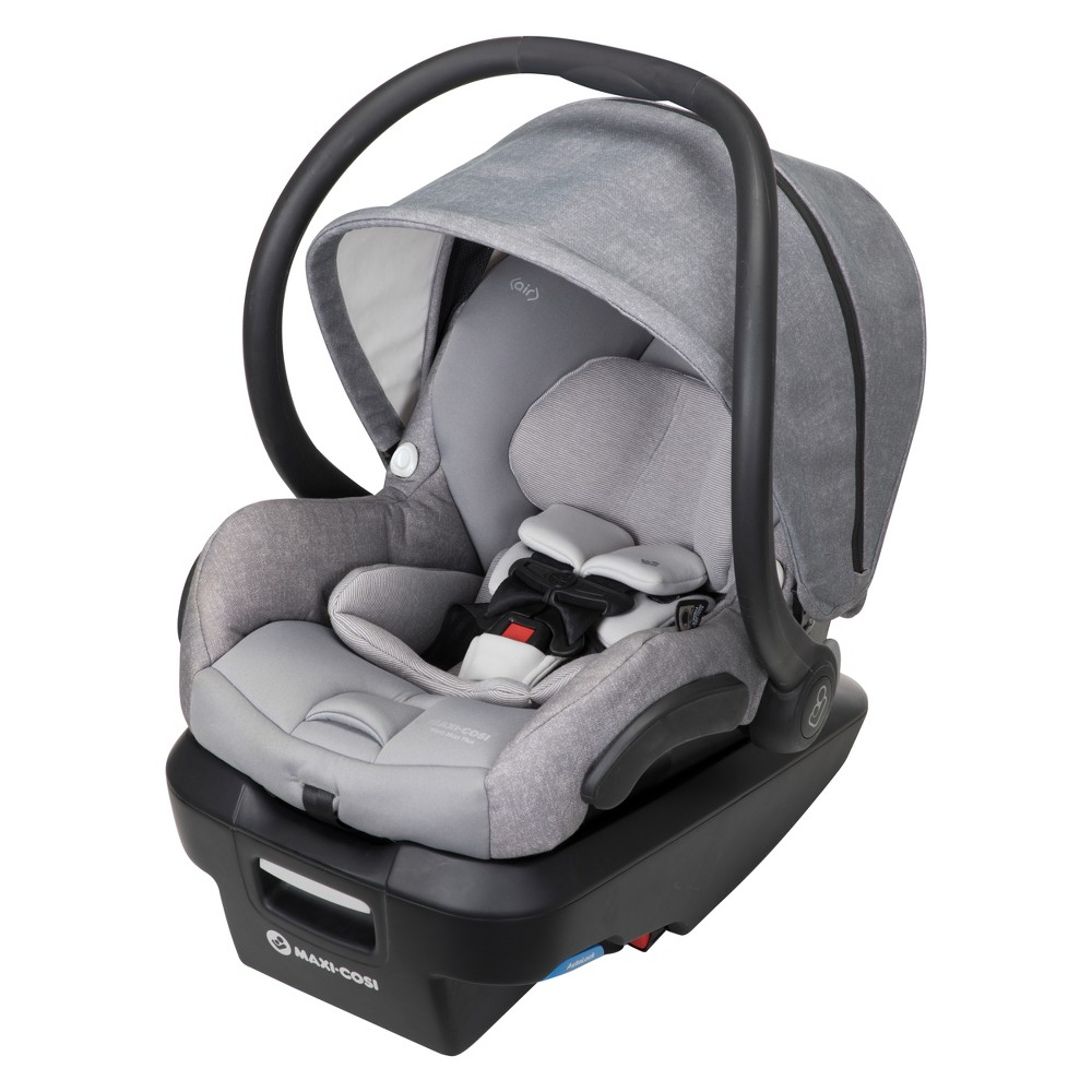Maxi-Cosi Mico Max Plus Infant Car Seat with Base - Nomad Gray