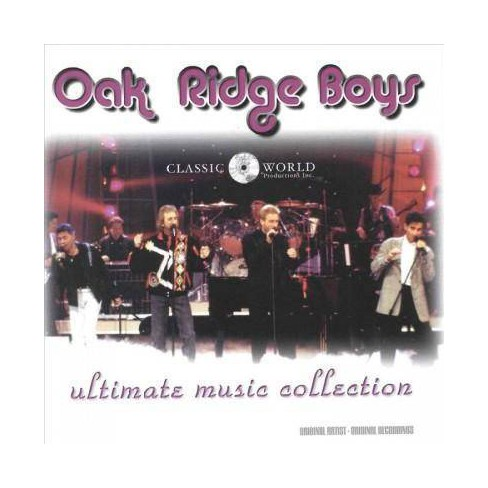 Oak Ridge Boys - Ultimate Music Collection (CD) - image 1 of 1