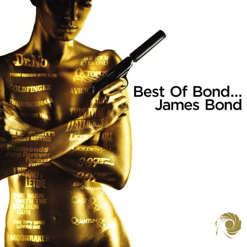 Various Artists - Best Of Bond... James Bond - 50th Anniversary Collection (CD) - image 1 of 1