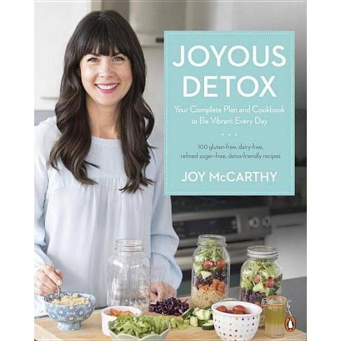 Joyous Detox - by  Joy McCarthy (Paperback) - image 1 of 1
