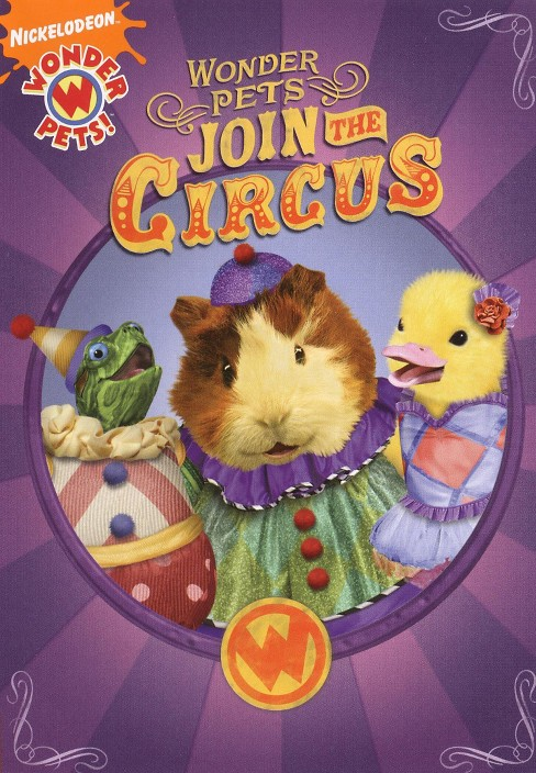 Wonder Pets!: Join the Circus (dvd_video) - image 1 of 1