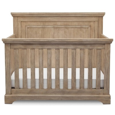 Simmons Kids Slumber Time Paloma 4-in-1 Convertible Crib - Rustic Driftwood