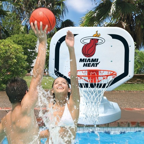 Poolmaster NBA Poolside Basketball Game - Miami Heat - image 1 of 2