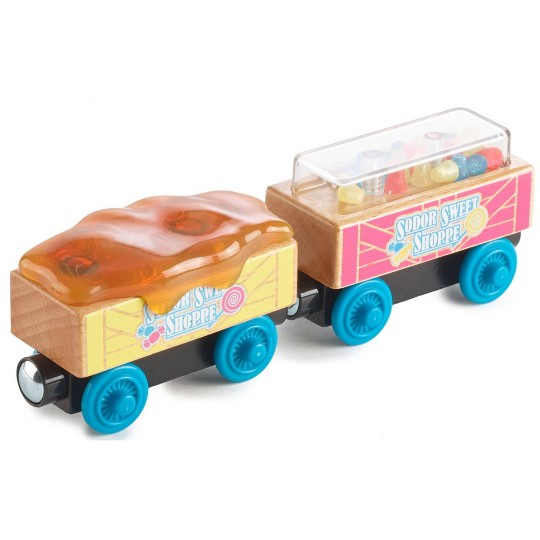 Fisher-Price Thomas & Friends Wood Candy Cars image number null