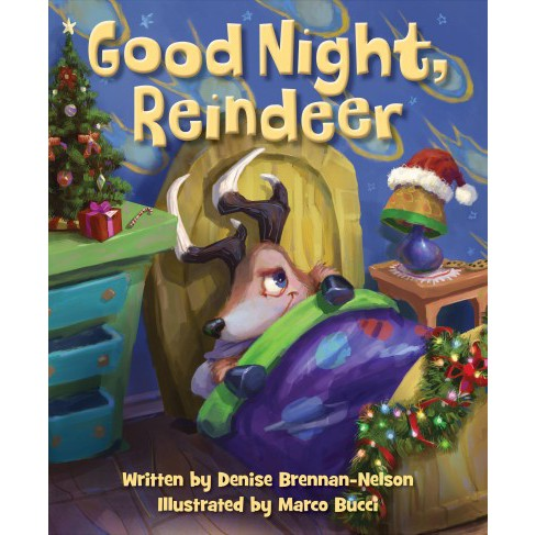 Good Night, Reindeer (School And Library) (Denise Brennan-Nelson) - image 1 of 1