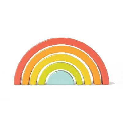 Lovevery Montessori Rainbow Baby Toy