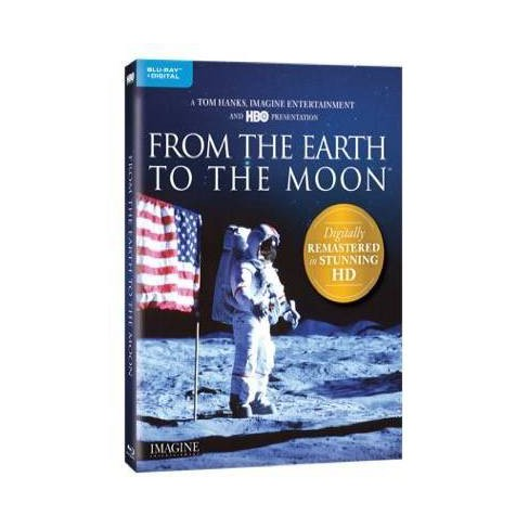 From The Earth To The Moon (Blu-ray + Digital) - image 1 of 1