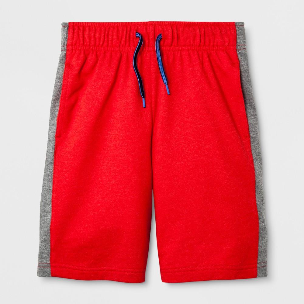 Boys' Knit Shorts - Cat & Jack Red S