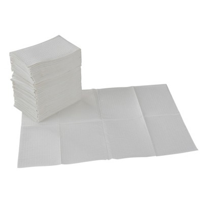 ECR4Kids 2-Ply Disposable Baby Changing Station Sanitary Liners, Multipurpose Liner 13in x 18in 500-Pack