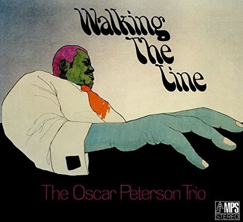 Oscar Peterson - Walking The Line (CD) - image 1 of 1