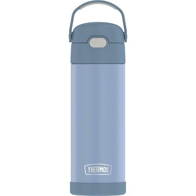 Thermos 16oz FUNtainer Water Bottle with Bail Handle - Denim