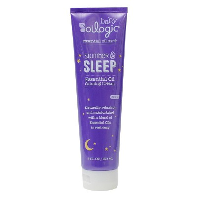 Oilogic Slumber & Sleep Calming Cream - 5oz
