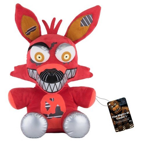 """Five Nights at Freddy's Nightmare Foxy Plush Exclusive 16"""" - image 1 of 1"""