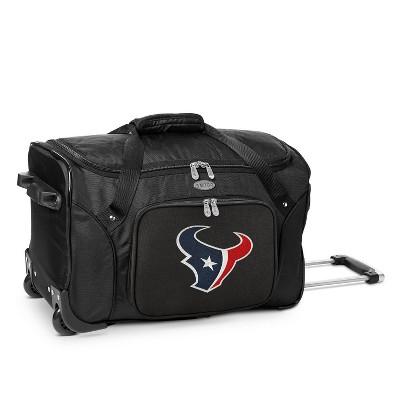 "NFL Mojo 22"" Rolling Duffel Bag"