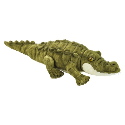 Lelly National Geographic Crocodile Plush Toy