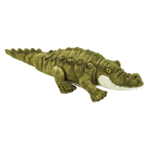 Lelly National Geographic Crocodile Plush Toy - image 1 of 1