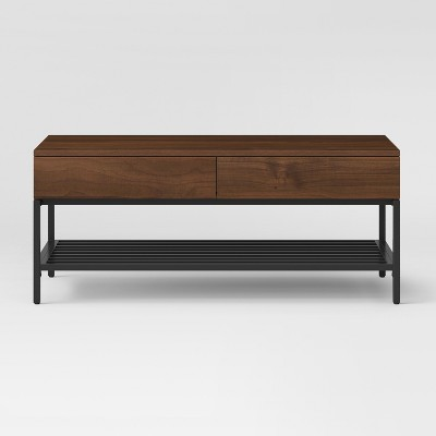 Ordinaire Loring Coffee Table   Walnut   Project 62™