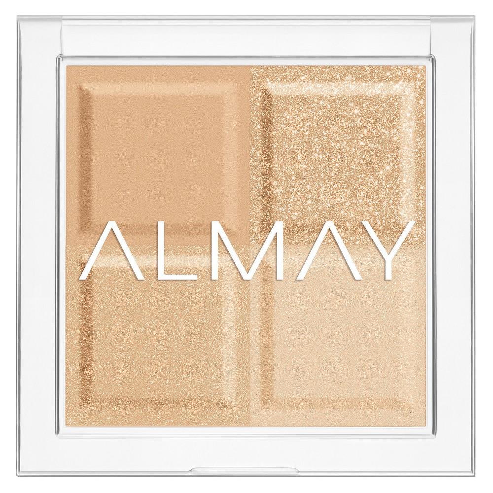 Almay Shadow Squad Eyeshadow 220 Less is More -0.12oz