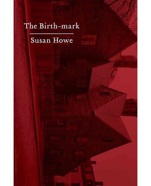 Birth-Mark : Unsettling the Wilderness in American Literary History (Paperback) (Susan Howe) - image 1 of 1