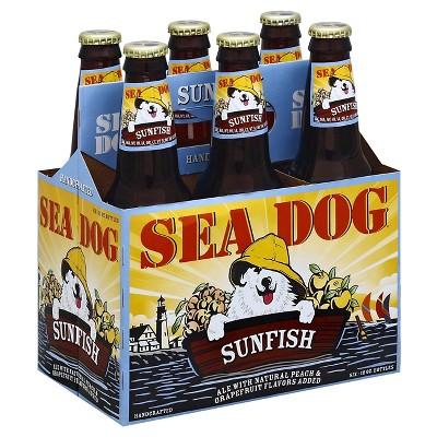 Sea Dog Sunfish Ale Beer - 6pk/12 fl oz Bottles