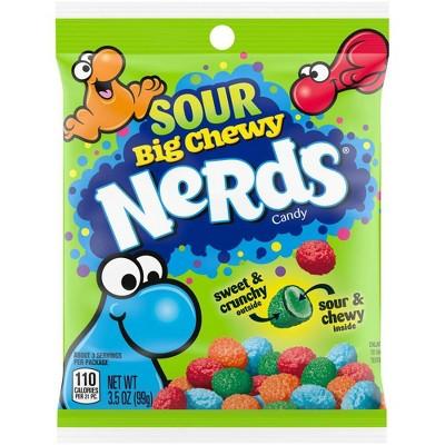 Nerds Big Chewy Sour Peg - 3.5oz