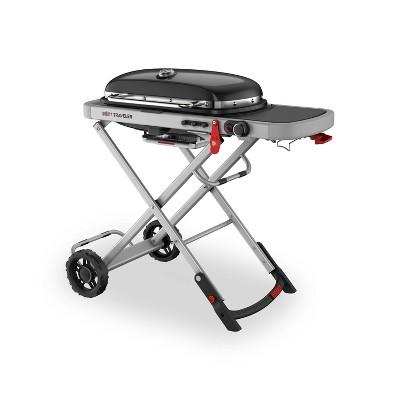 Weber 9010001 Traveler Portable Gas Grill