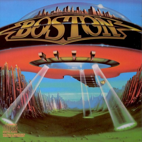 Boston - Don't look back (CD) - image 1 of 1