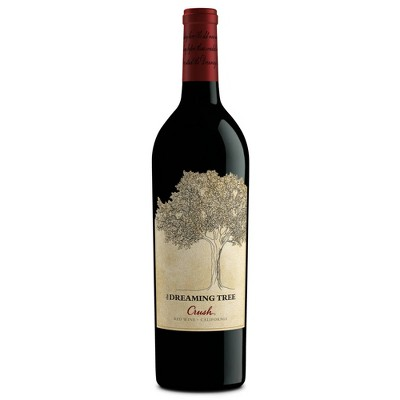 The Dreaming Tree Crush Red Blend Red Wine - 750ml Bottle