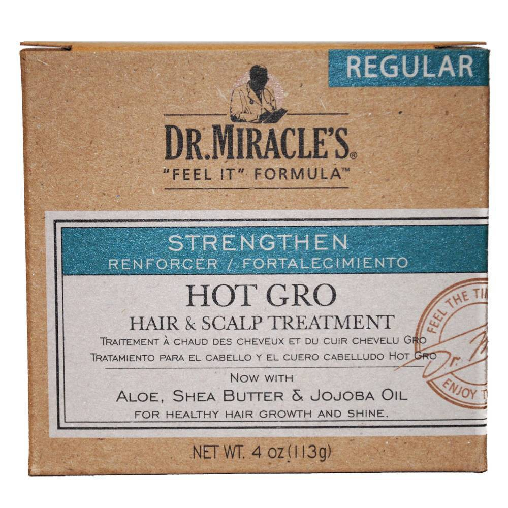 Image of Dr .Miracle's Super Hot Gro Hair & Scalp Conditioner - 4oz