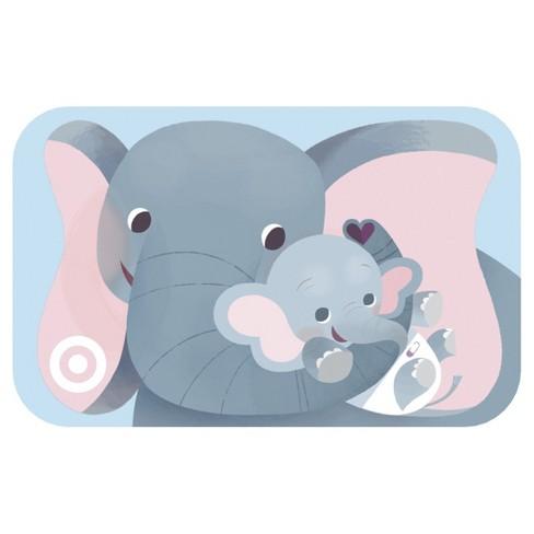 Elephant Hugs GiftCard - image 1 of 1