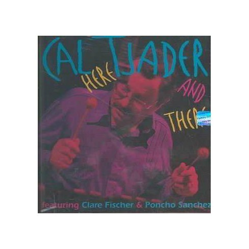 Cal Tjader - Here and There (CD) - image 1 of 1