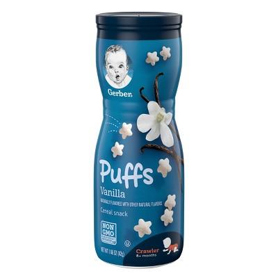 Gerber Puffs Vanilla - 1.48oz