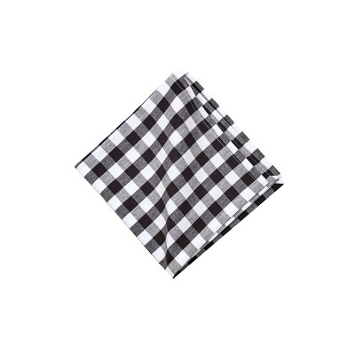 C&F Home Ashford Black Napkin Set of 6