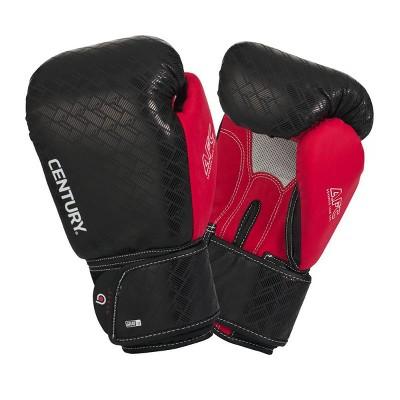 Century Martial Arts Brave Muay Thai Boxing Gloves 10oz - Red/Black