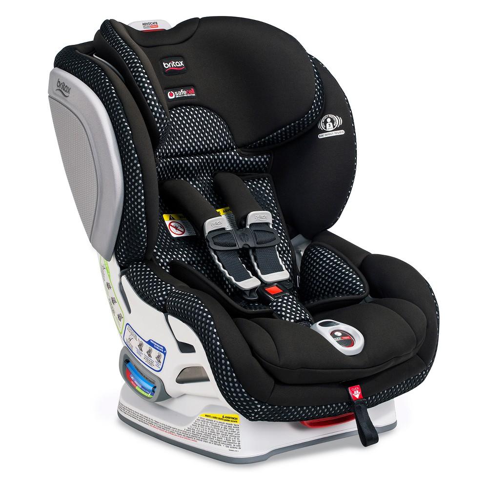Britax Advocate ClickTight Arb Cool Flow Convertible Car Seat - Gray