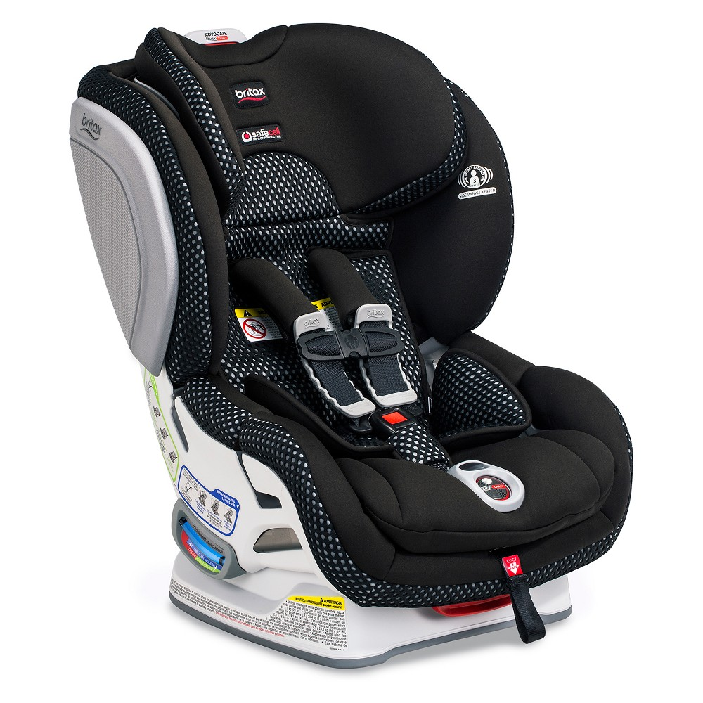 Image of Britax Advocate ClickTight ARB Cool Flow Convertible Car Seat - Gray