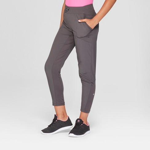 Girls' Light Weight Stretch Woven Pants - C9 Champion® - image 1 of 3